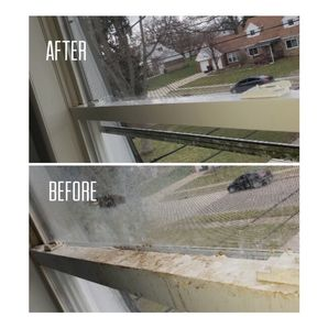 Before & After House Cleaning in Cincinnati, OH (1)