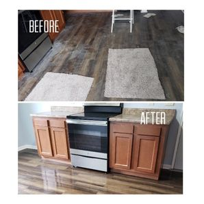Before & After House Cleaning in Cincinnati, OH (4)